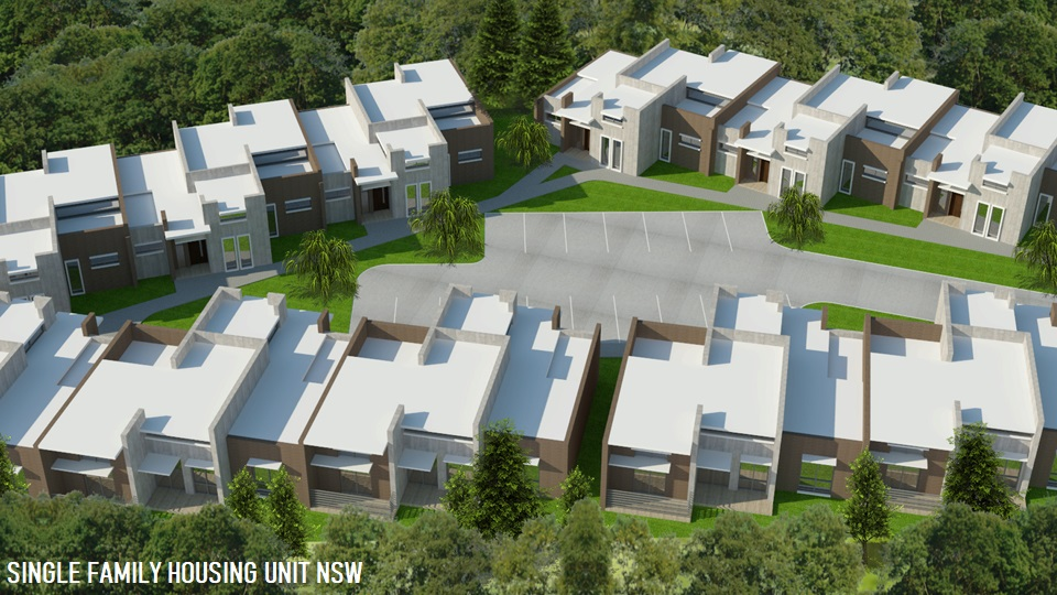 SINGLE FAMILY HOUSING UNIT NSW