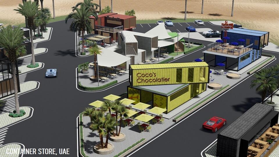 CONTAINER STORE UAE