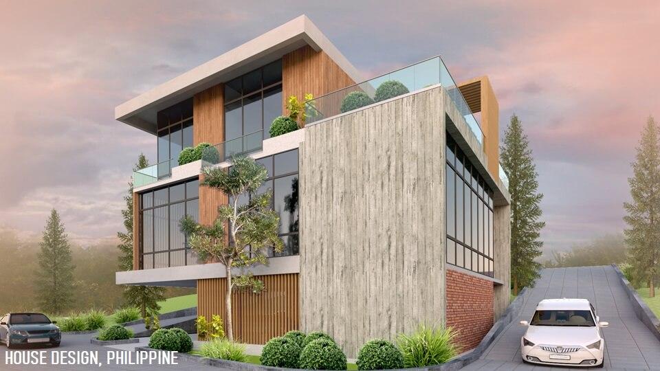 HOUSE DESIGN , PHILIPPINE