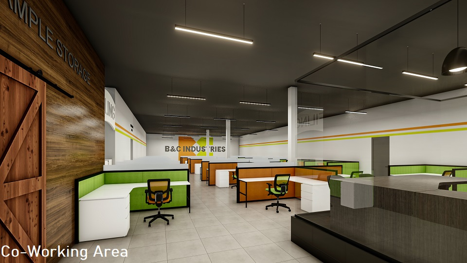 Co- Working Area