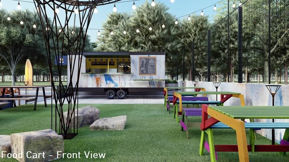 food cart design