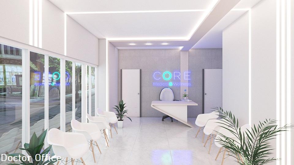 Doctor Office design